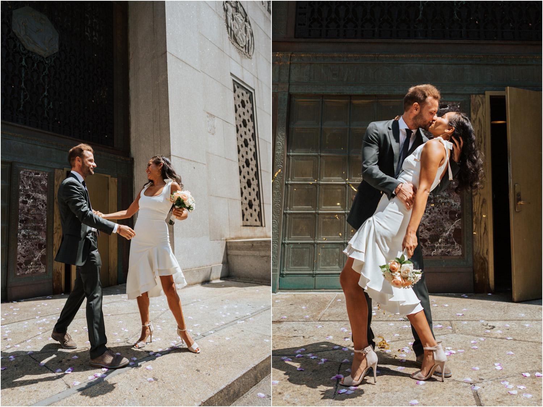 manhattan courthouse wedding