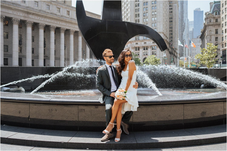 manhattan courthouse elopement