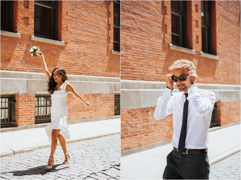 new york city city hall elopement