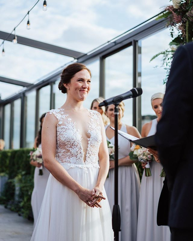 Everyone needs someone who looks at them the way Megan looked at Kellen during their ceremony. . and basically all the time. Literally all the feels for this wedding. . . . . . . #junebugweddings #greenweddingshoes #loveandwildhearts #weddingphotomag #artfullywed #shesaidyes #radlovestories #adventurebrides #theknotpro #offbeatbride #huffpostido #theknot #loveislove #weddinging #weddinginspo #bridetobe #justengaged #engaged #wedding #newyorkcity #nycweddingphotography #boxhousehotel #bushwickweddingphotographer