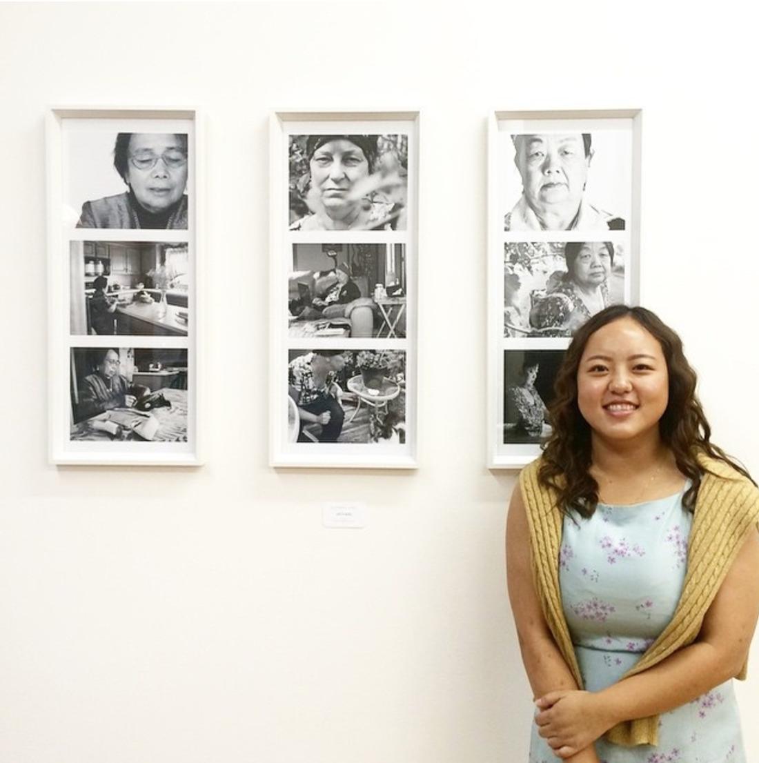 Nexus Photography Photo Exhibit 2014 ||Mothers Series  Photo by Lee Vue