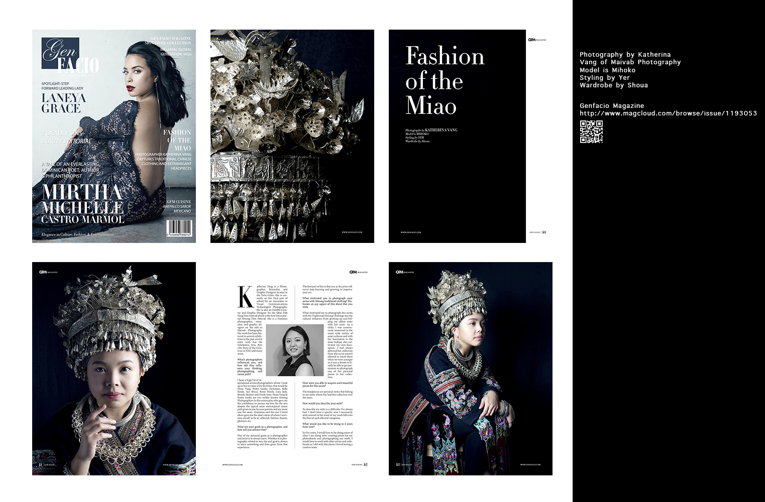 GenFacio Magazine | 2016  http://www.magcloud.com/browse/issue/1193053