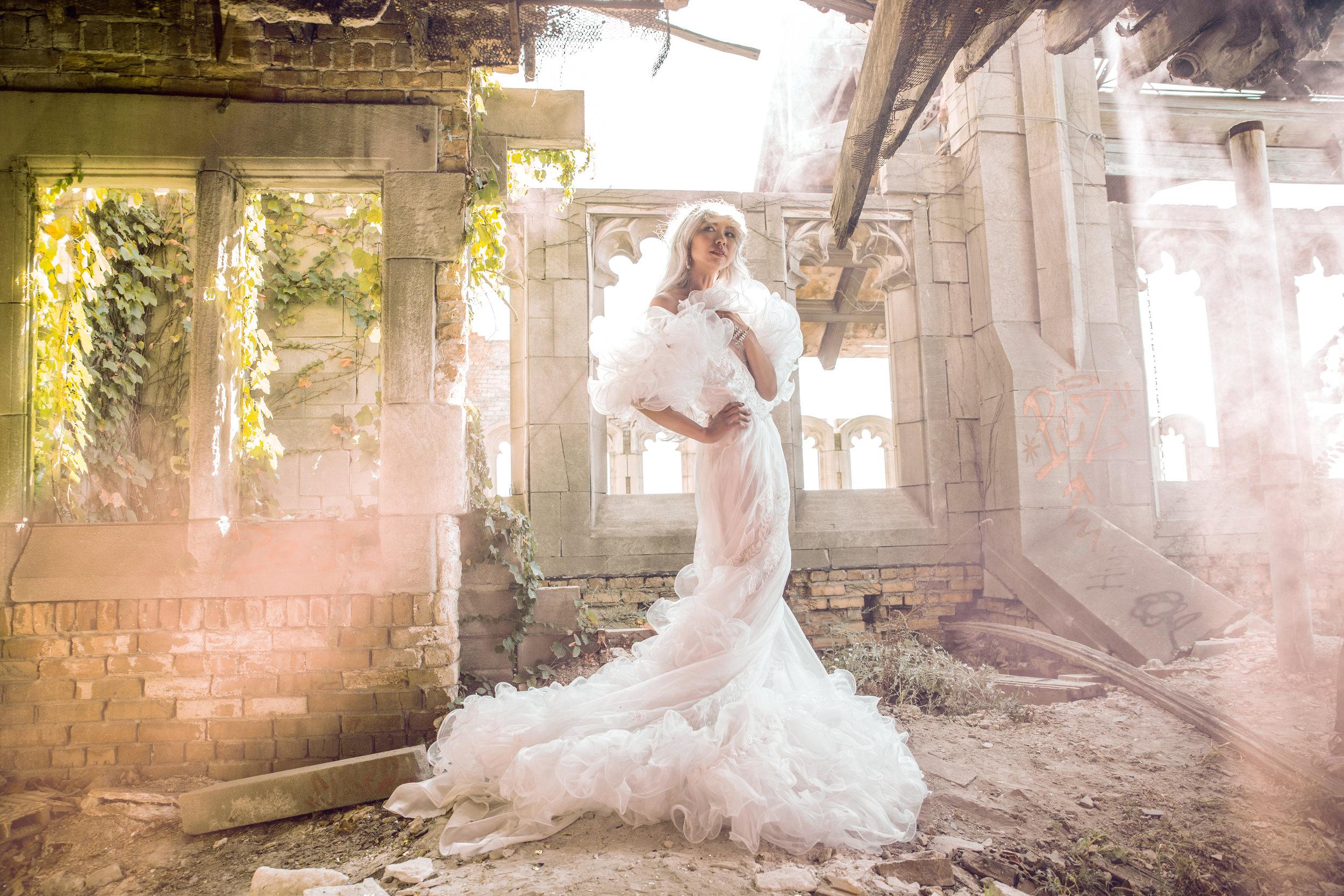 Collaboration with Linda Vang Photography Model: Keng Xiong of House of Xiong Designs MUA: Moriah Justin Assistants: Yeej Moua, Lee Vue, & Melissa Vang