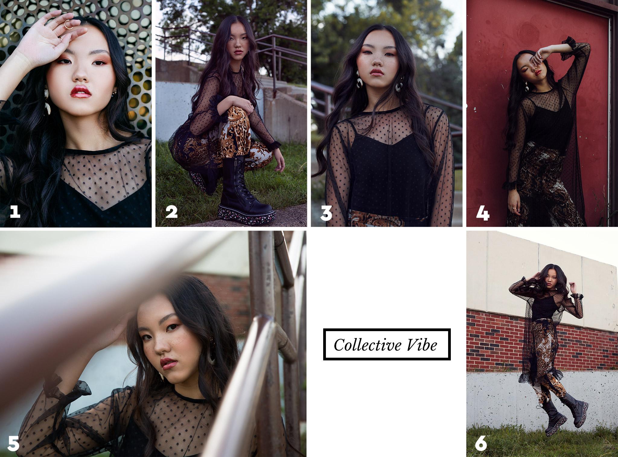 Look 2 - Kalina Yang