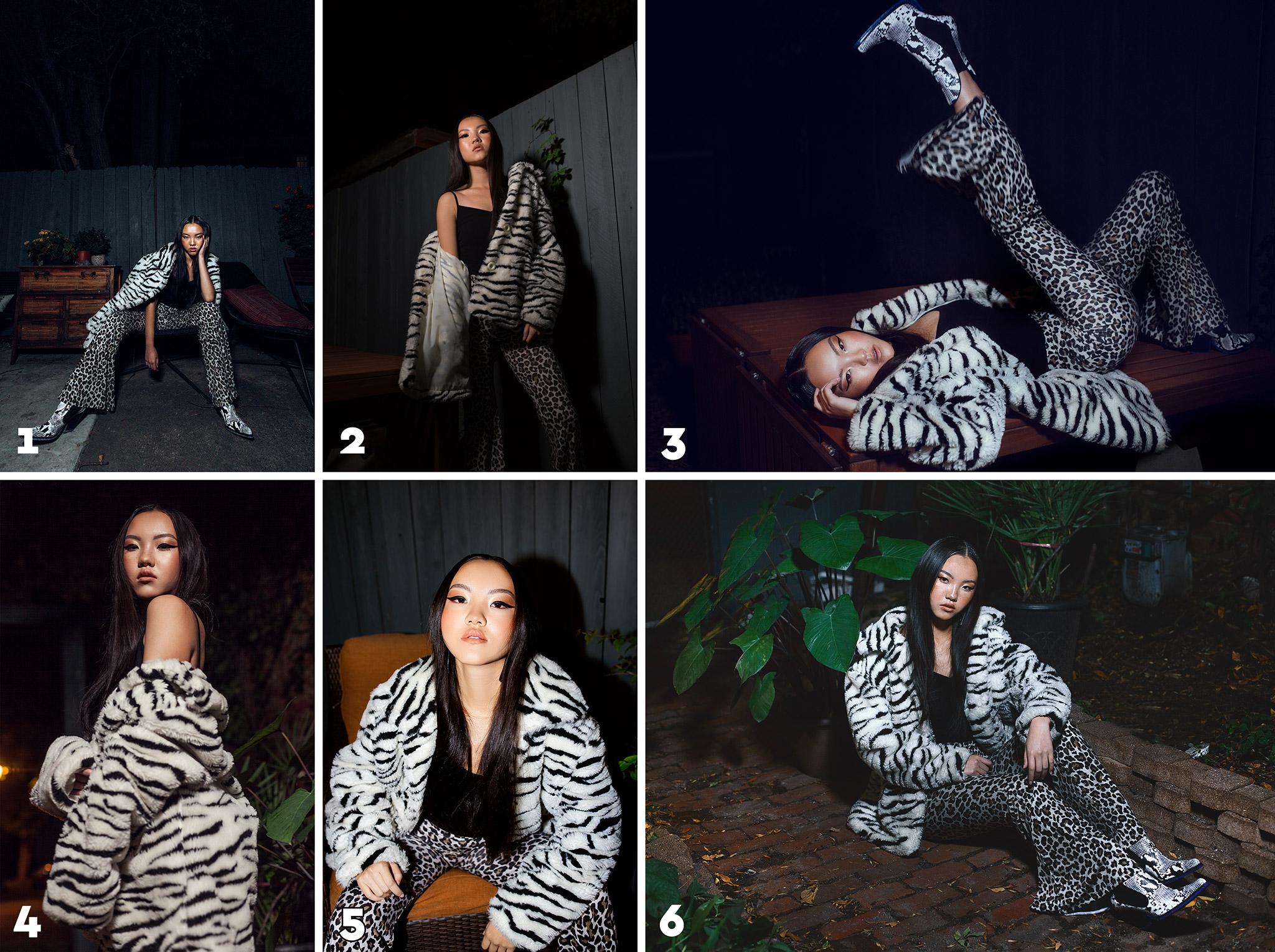 Look 3 - Kalina Yang