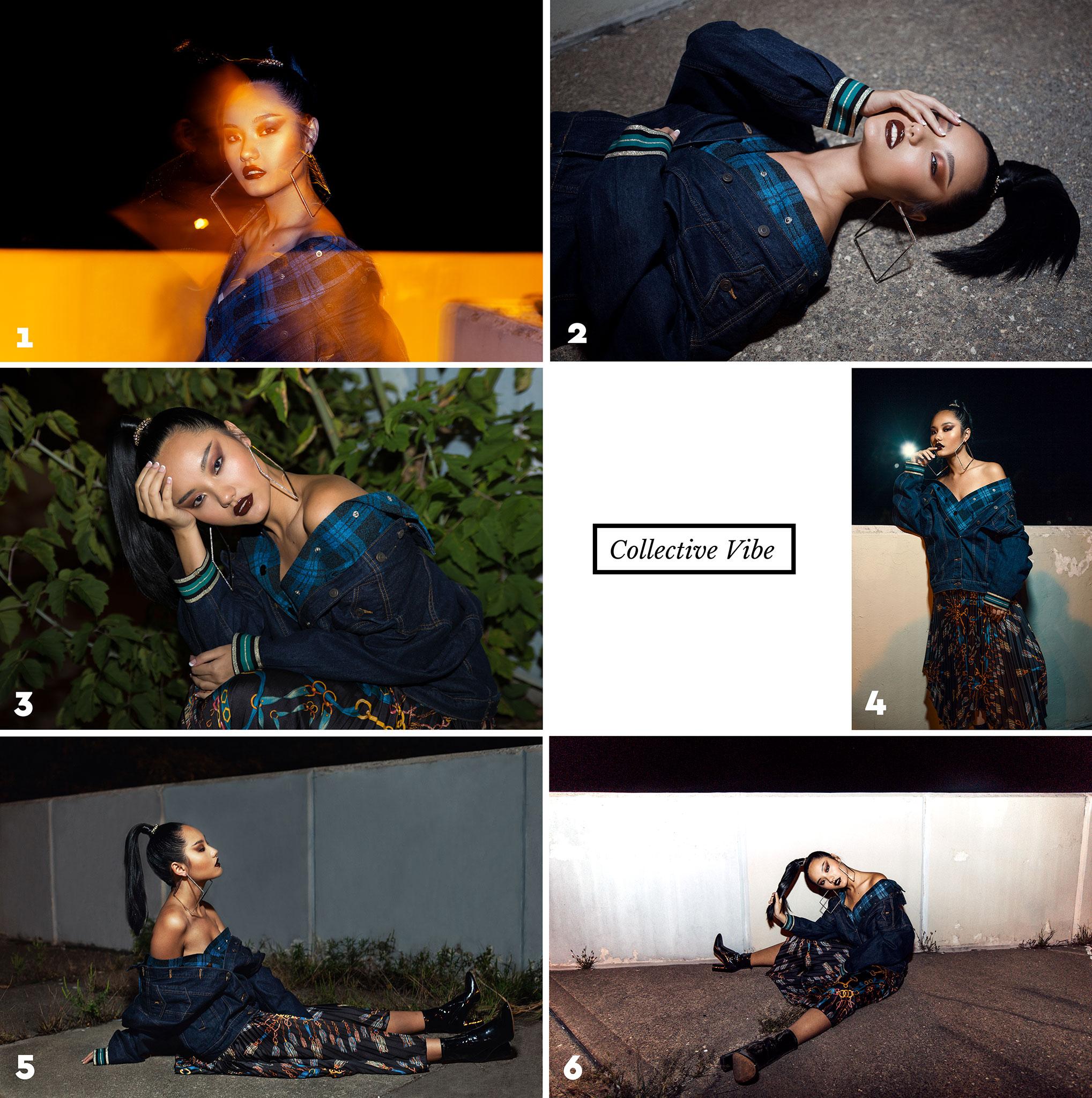 Look 4 - Avina Yang