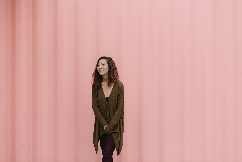 Founder & Creative Director, Sarah Jung