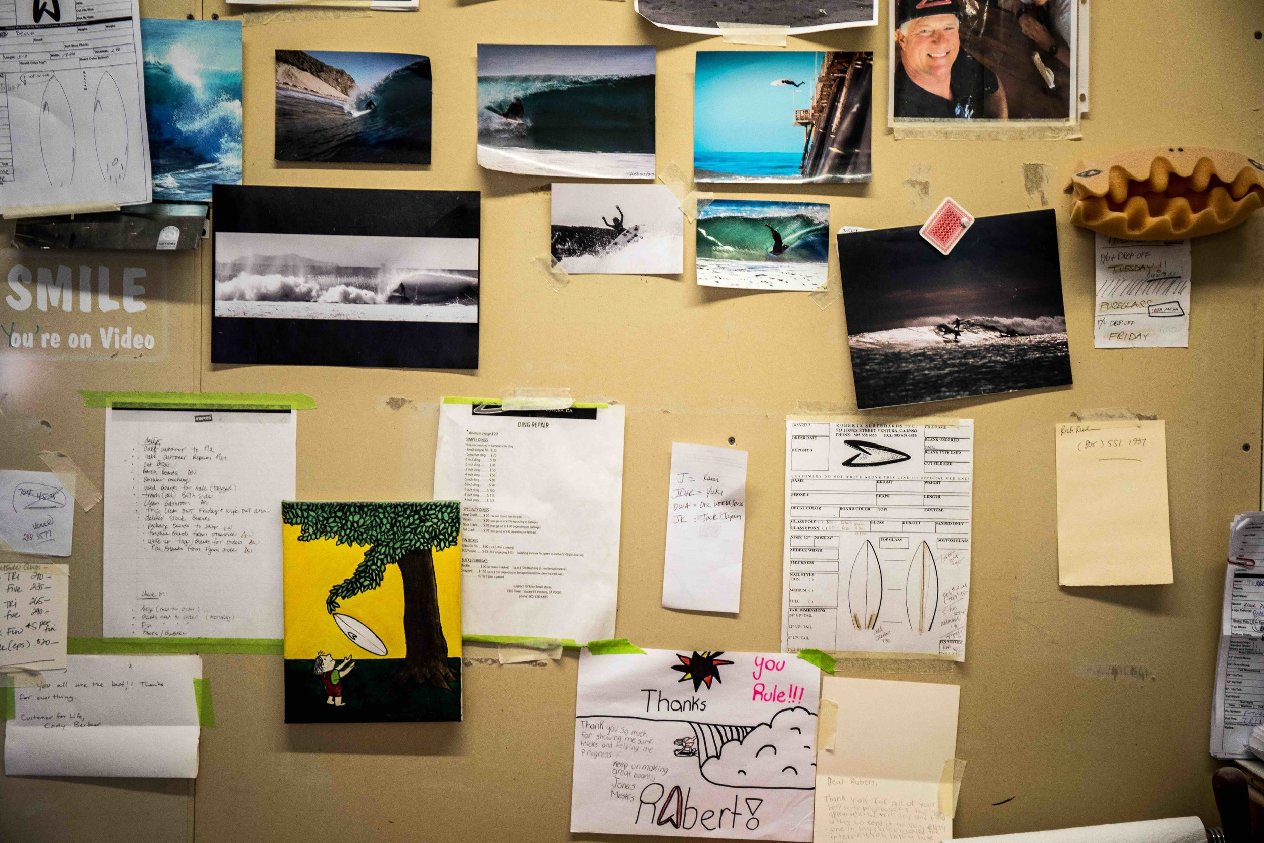 Roberts Surfboards - Shop Wall.jpg