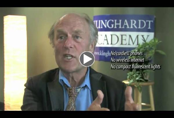 Dr. Dietrich Klinghardt, MD, explains the impact of electromagnetic fields