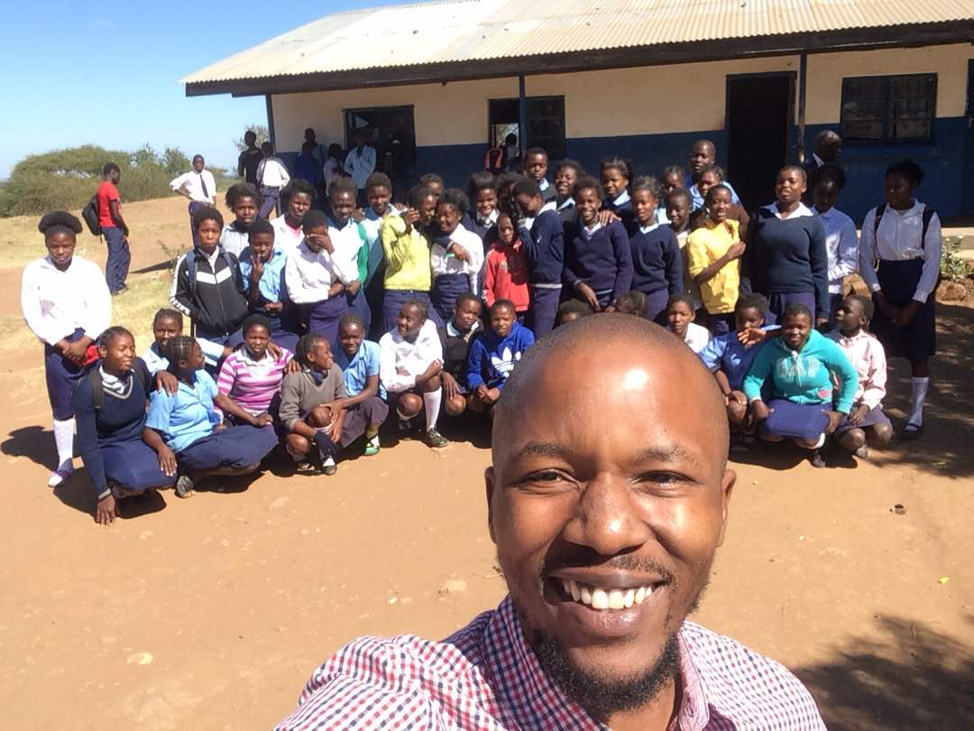 The beginning of something amazing - While in Zambia this summer we met a young man who shared his story about a village nearby. He told us about a group of amazing, smart, driven young girls with big dreams to attend university. However, because of their gender they are afforded fewer opportunities than their male counterparts.