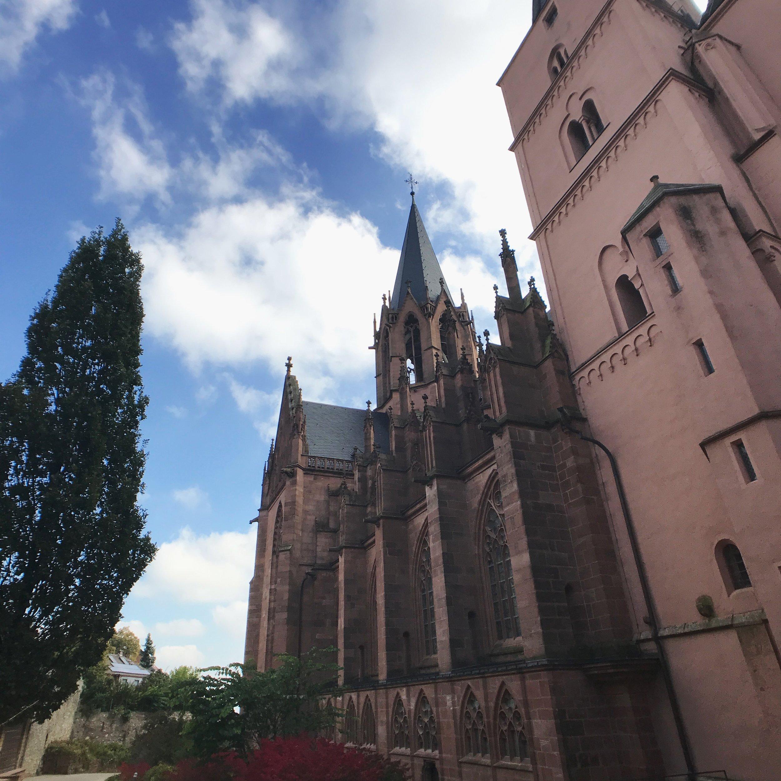 Klosterkirche Oppenheim