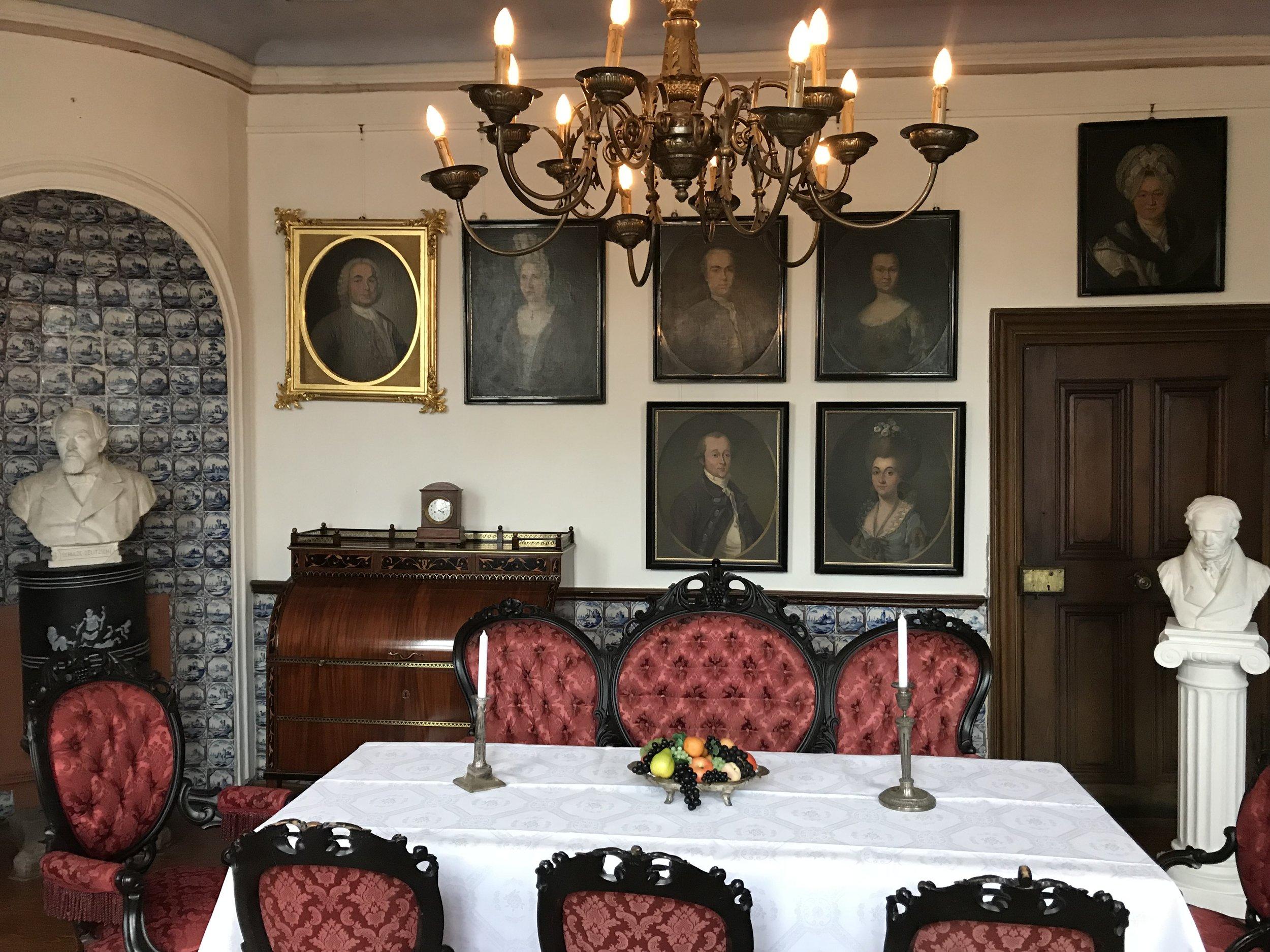 Das Speisezimmer