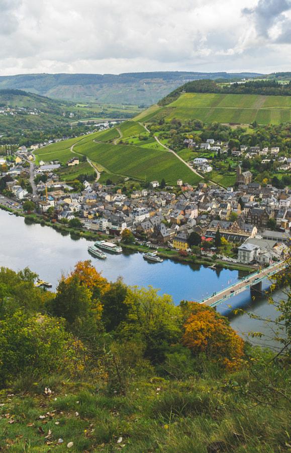 View at Traben-Trarbach
