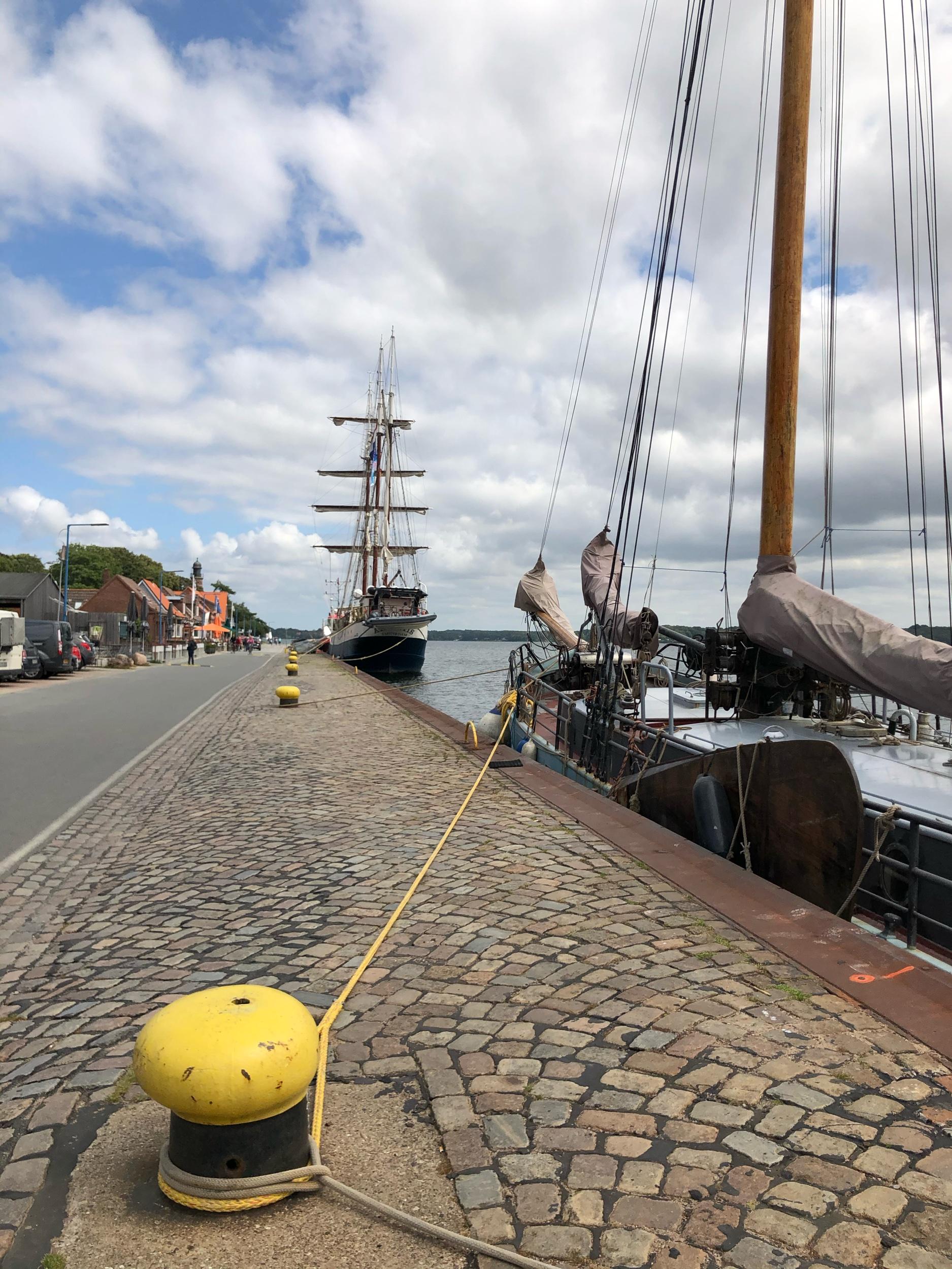 Tiessenkai Holtenau (Hafen)