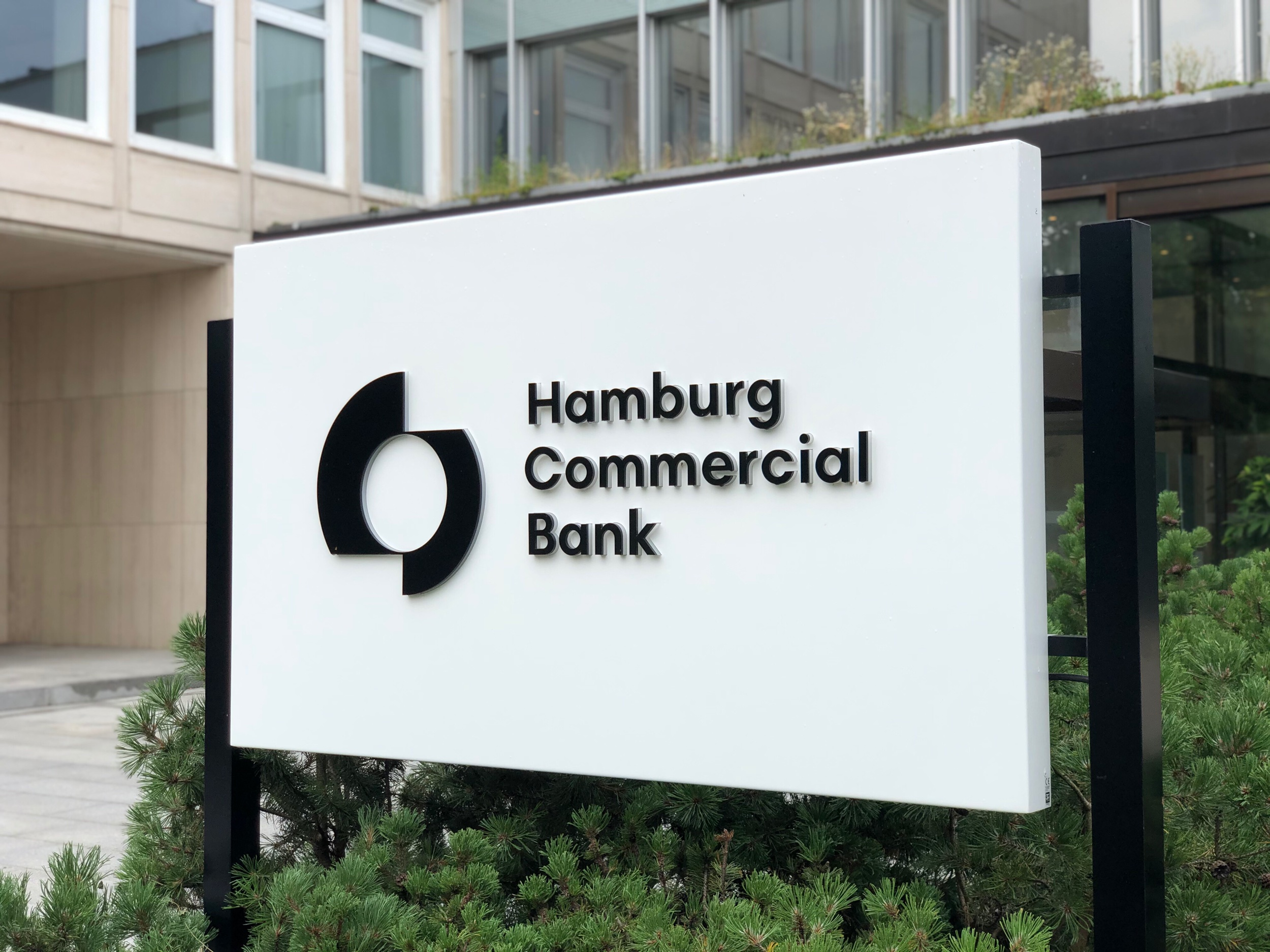 - Hamburg Commercial Bank