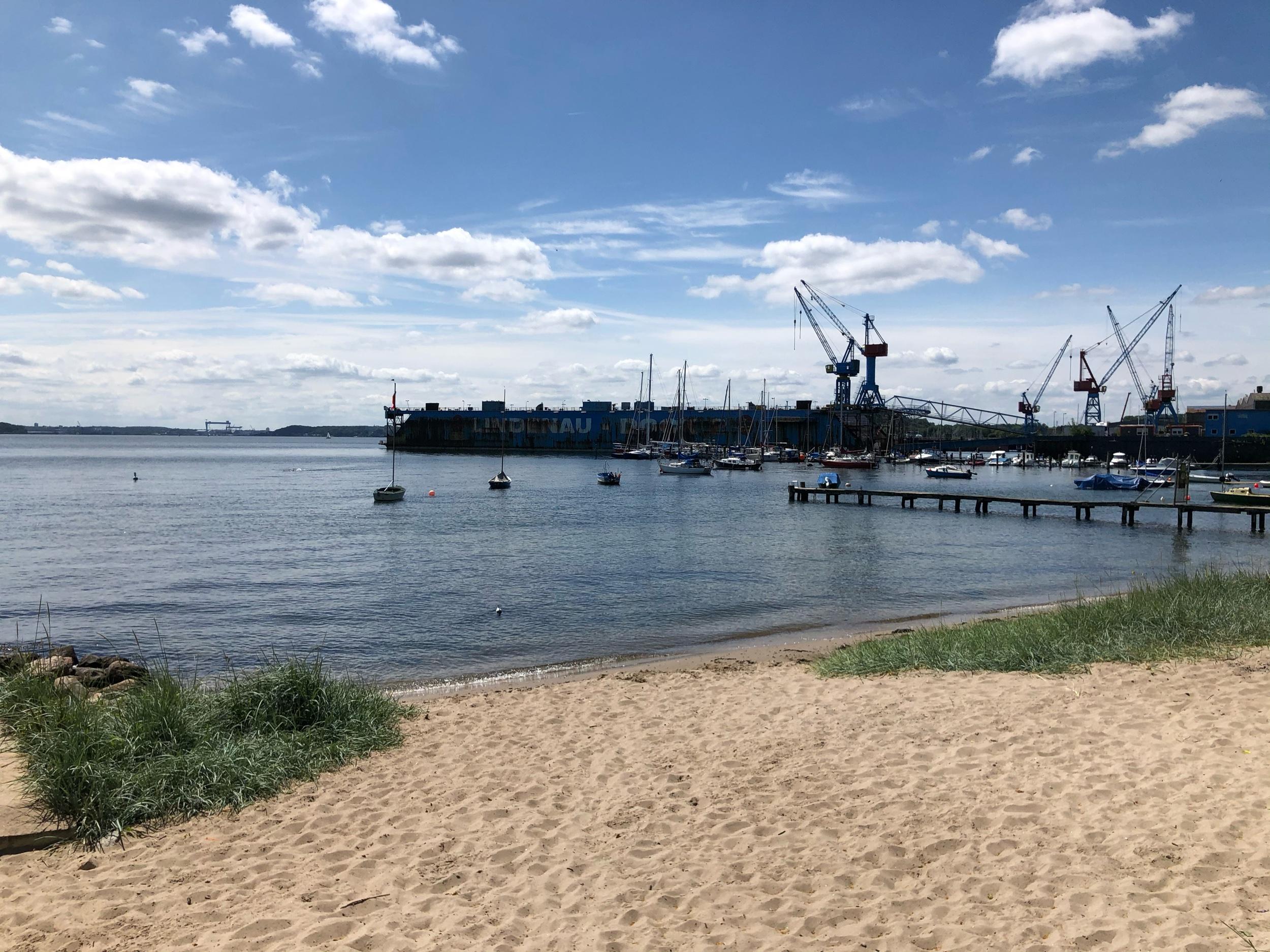 Lindenau Werft Friedrichsort