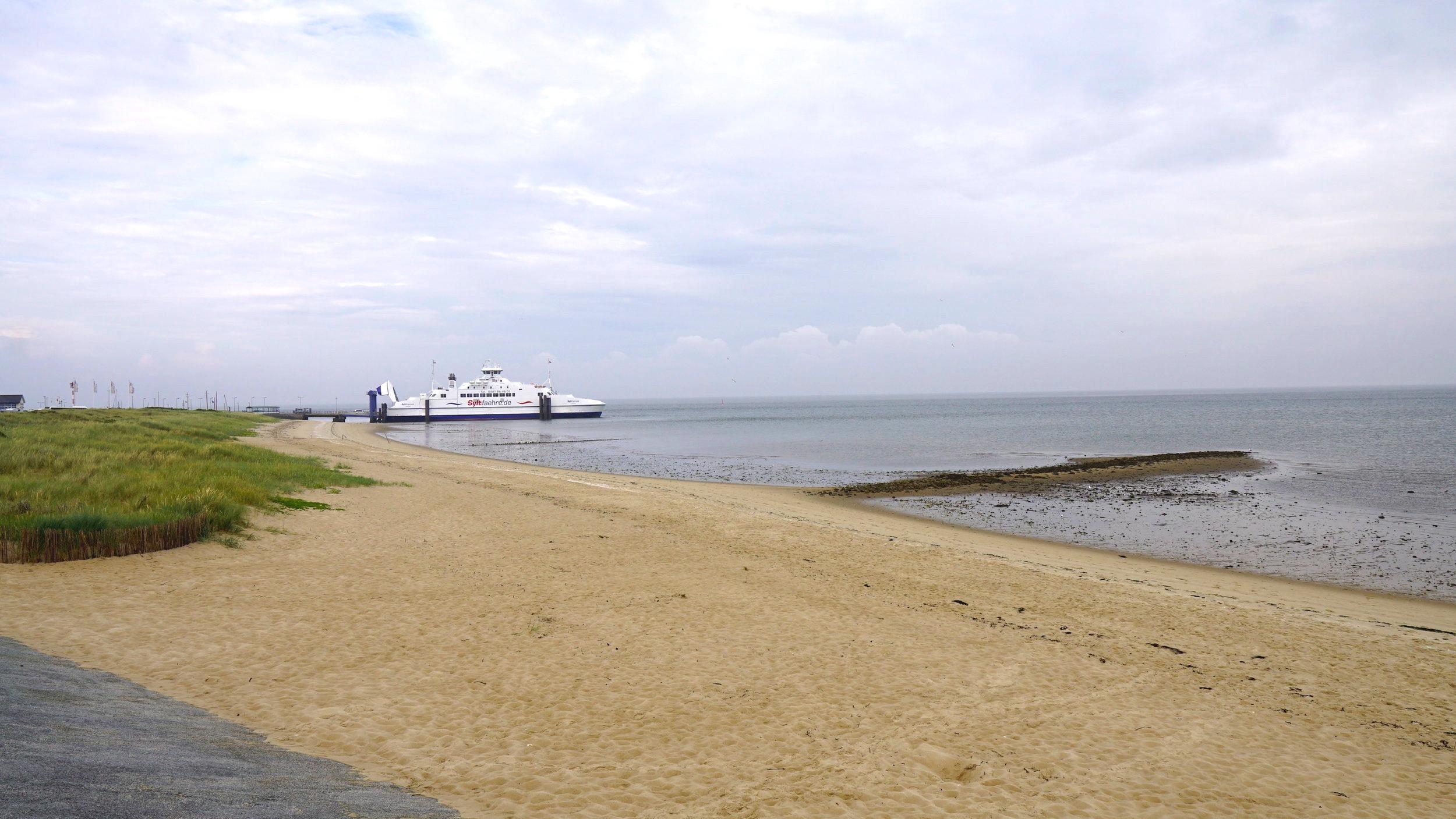 Strand List Hafen