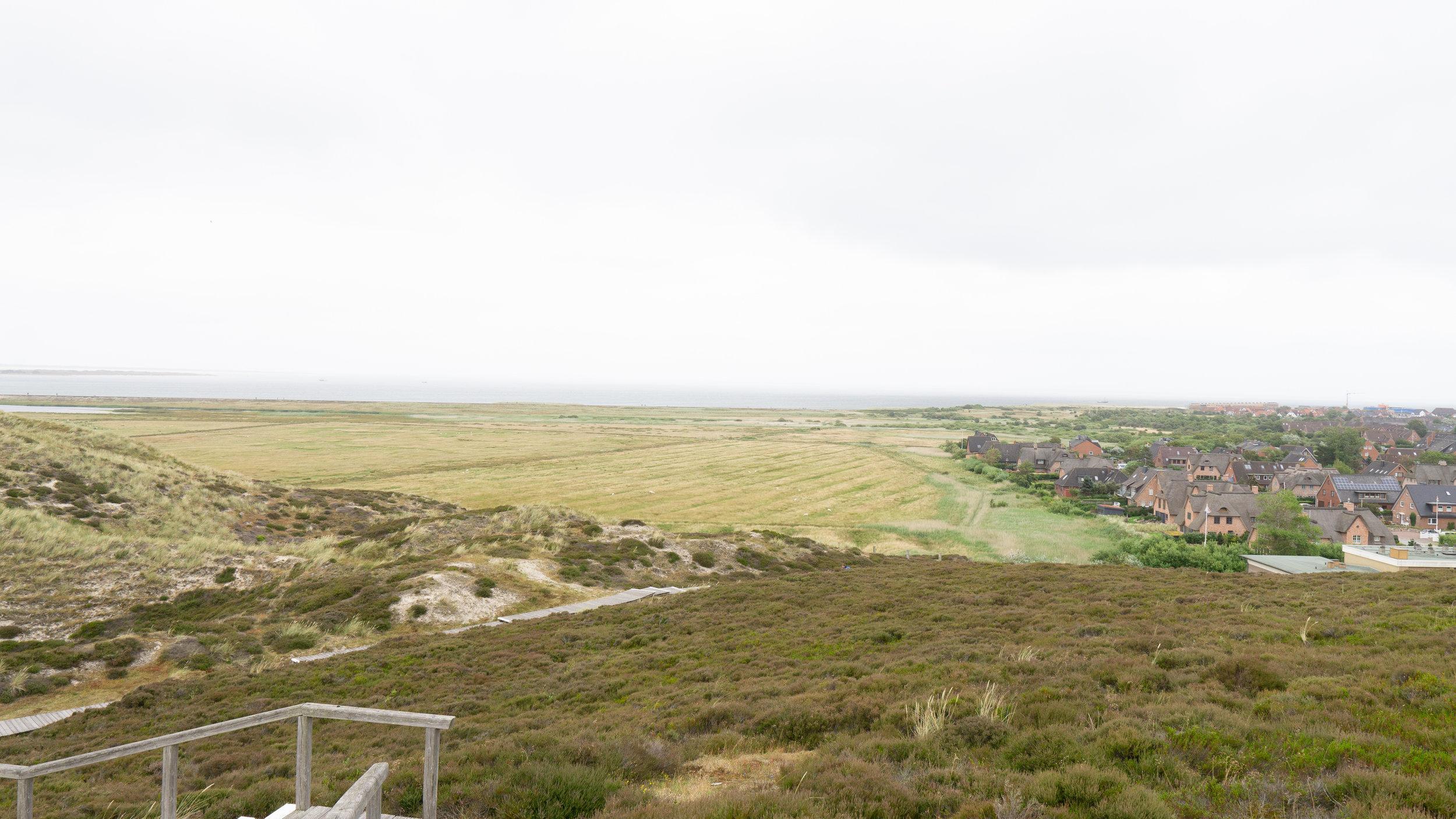 Dünenweg Mövenberg - List