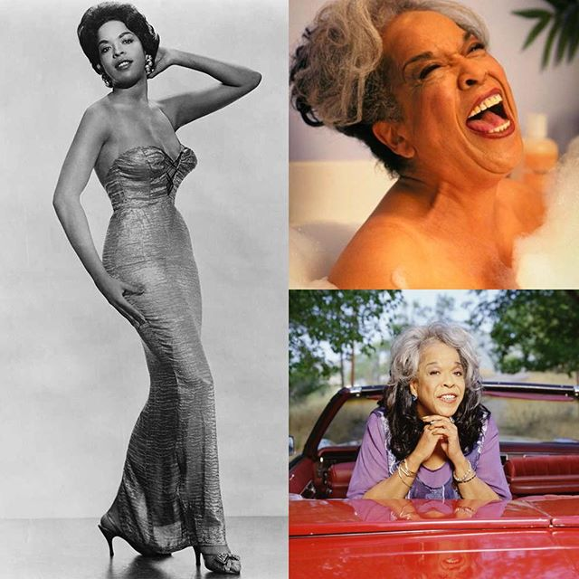 """So whatever it is you want, need or desire or just like to have, you better try to get it now, 'cause this is the only time there is."" - Della Reese #RIP #Legend #Singer #Actress #touchedbyanangel #HarlemNights #ThankYou #DellaReese #BlackGirlMagic"