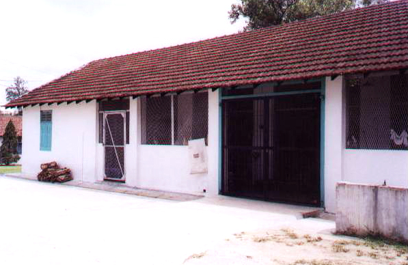 The prison where Tan used to work before it was demolished in 2007. (photo courtesy of SVHSG)