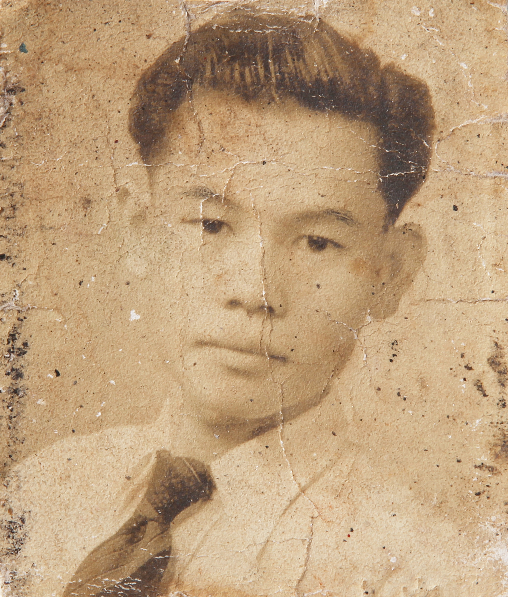 Cheang Toh Khoon in his younger days. (photo courtesy of Cheang Toh Khoon)