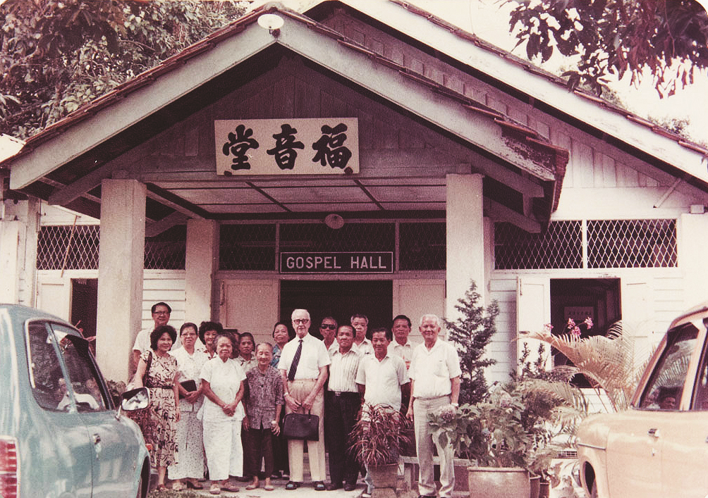 Gospel Hall at the East Section. (photo courtesy of Heng Pak Nang)