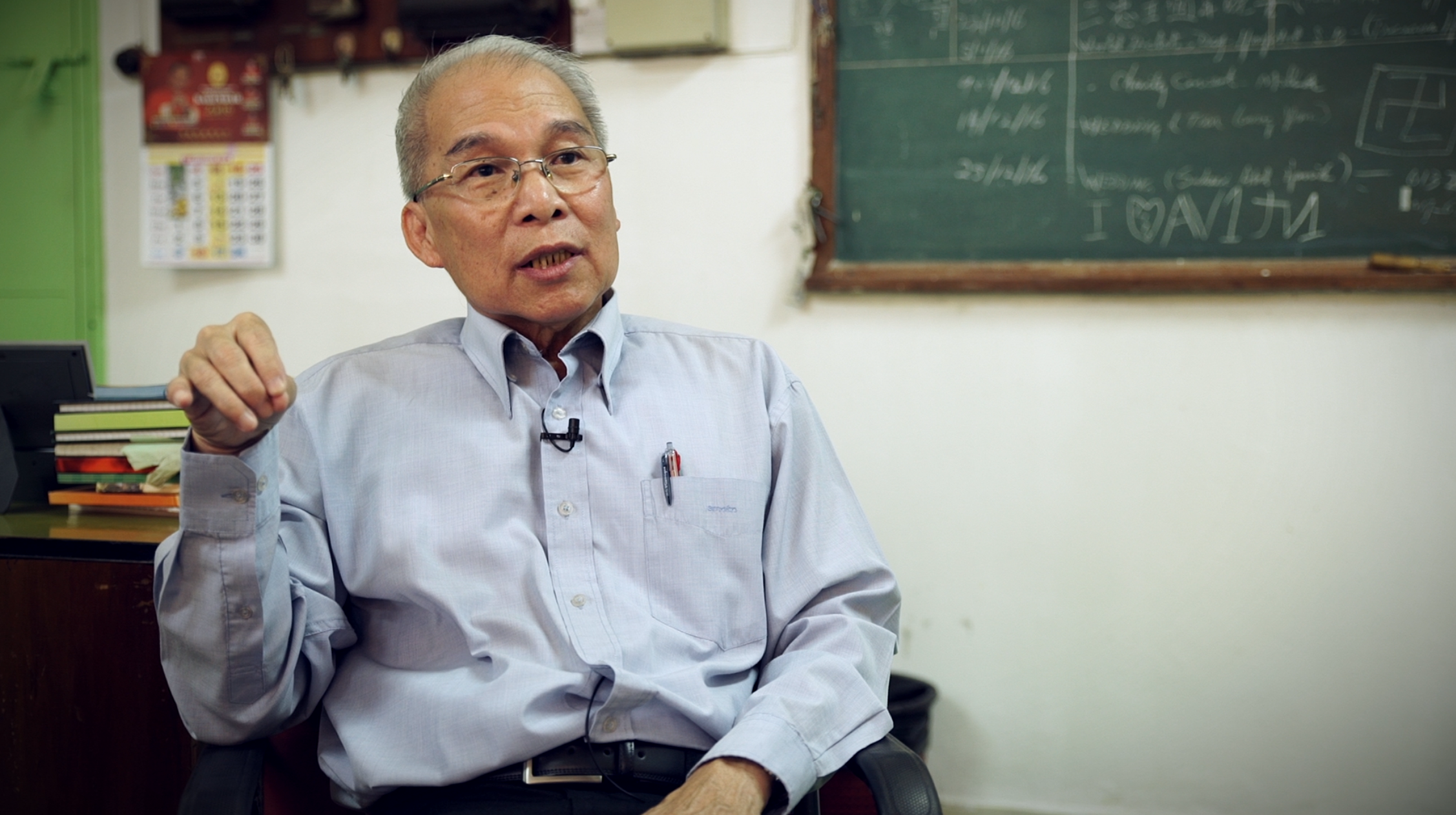 Lim Thiam Chye (photo by Lian Ling Siong)
