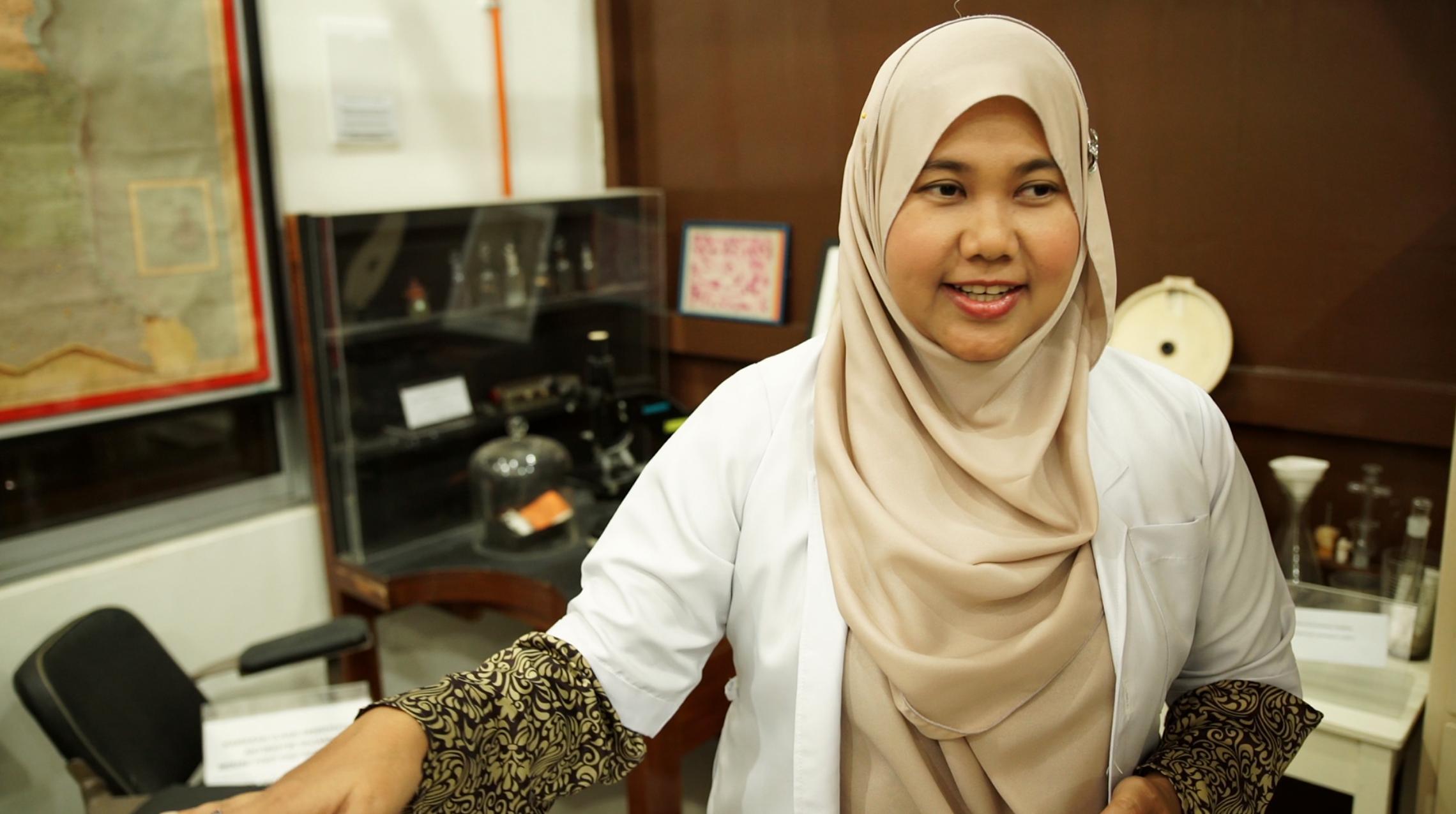 Dr Radhiah Mustafar (photo by Lian Ling Siong)