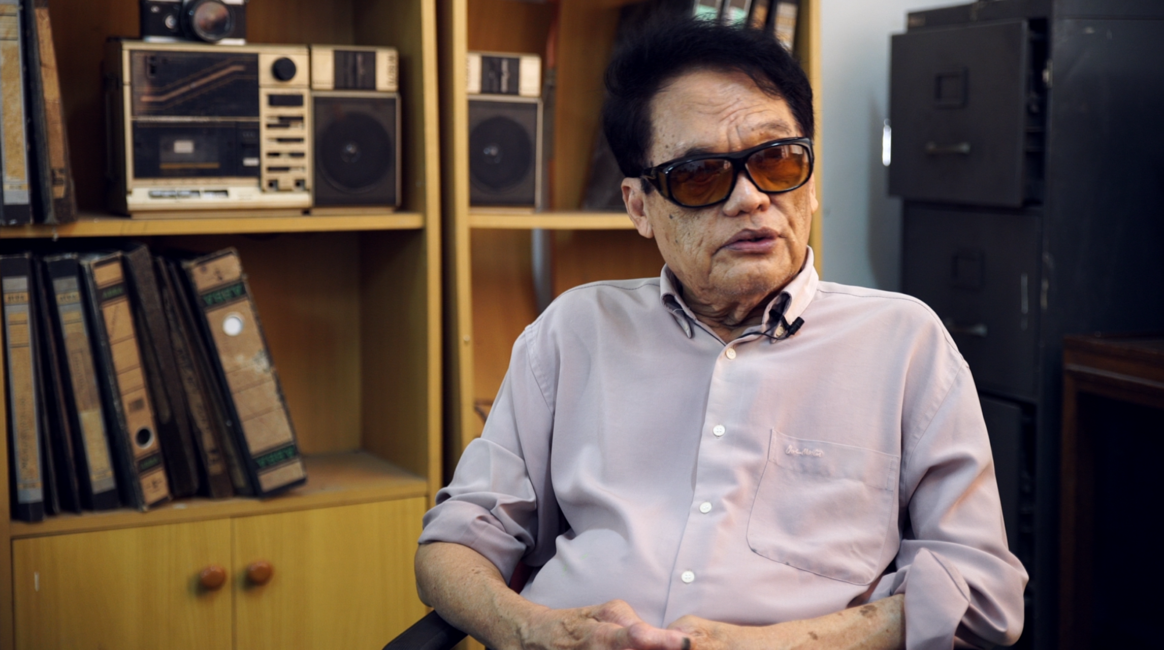 Leon Chee Kuang (photo by Lian Ling Siong)