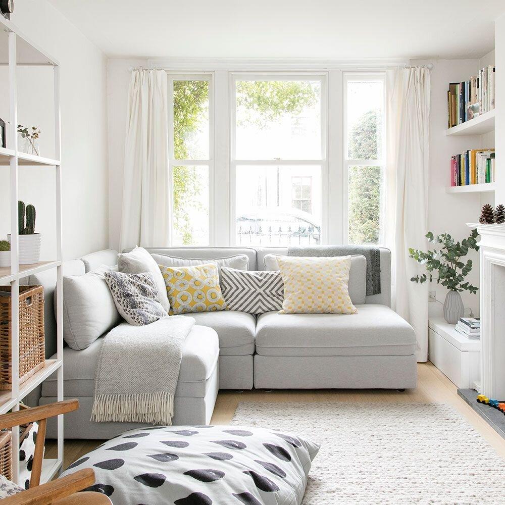 Ev Dekarasyonu Kucuk Oturma Odalari Nasil Dekore Edilir Dekorasyon Onerileri Trendler Kendin Yap Fikirleri Armut Com Blog