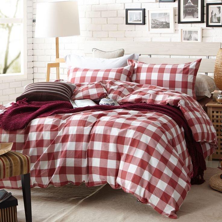 kırmızı-yatak-odası-kış