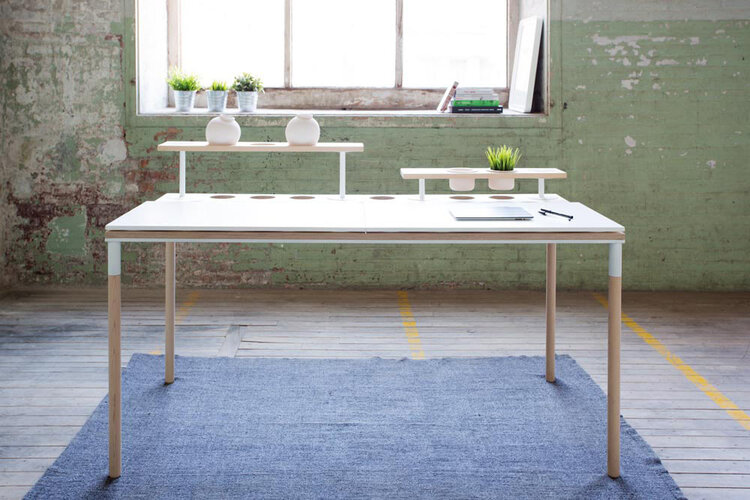 yaz-dekorasyon-trendi-çalışma-masası