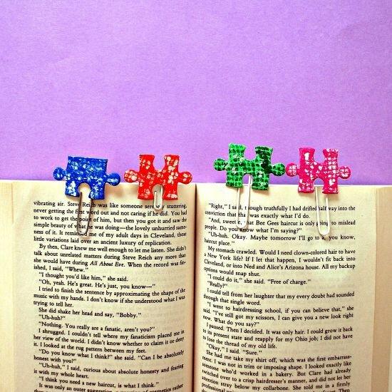 puzzle-kitap-ayracı