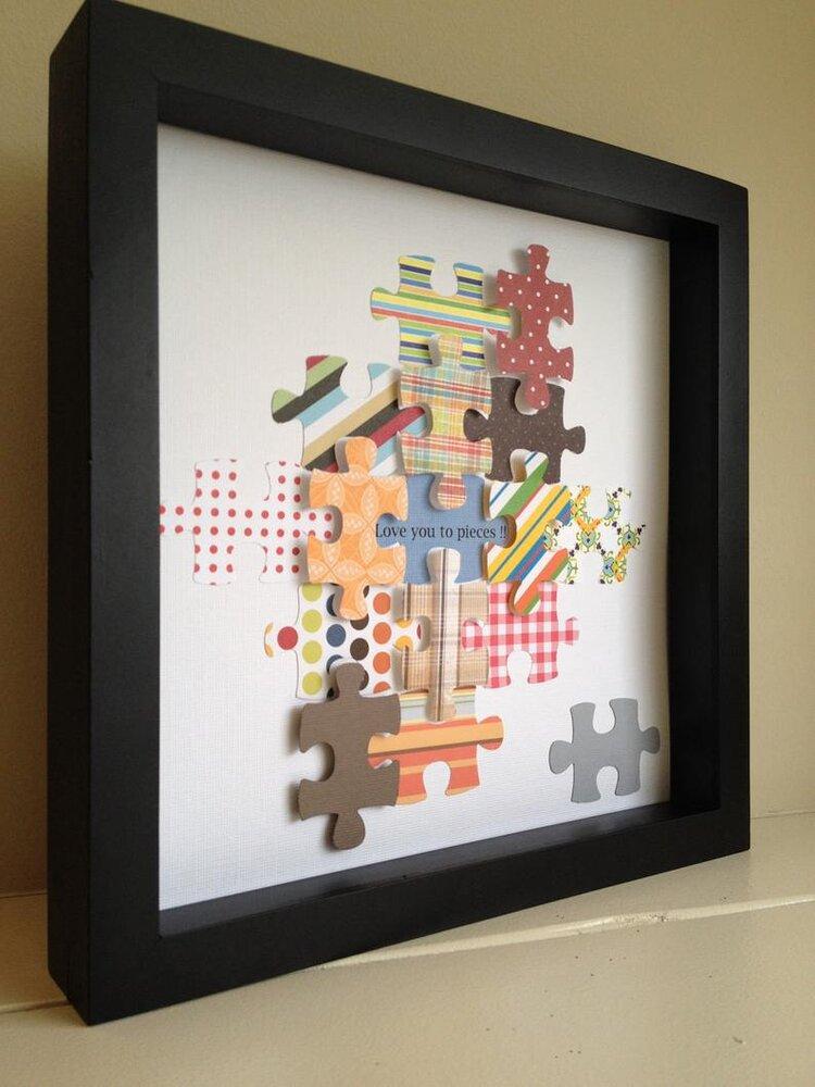 puzzle -tablo-dekorasyonu