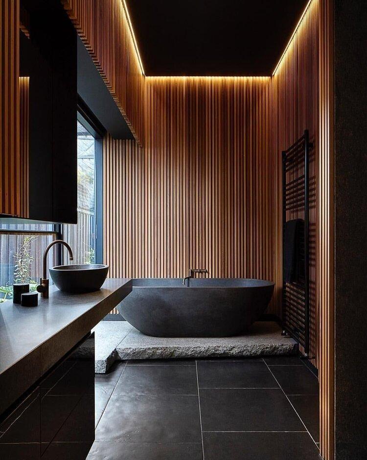 japandi-banyo-dekorasyonu