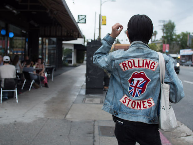 (Walking through Silverlake, CA Interview pt.2 photo by: Brandon Chang)