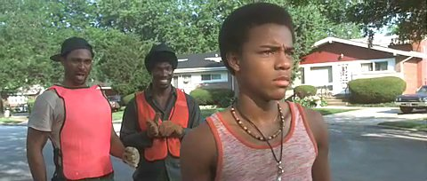 Mike Epps, Charlie Murphy, Bow Wow.Roll Bounce (2005)