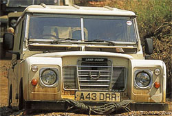 1971-85 Land Rover Series III 4x4 Review — LRO