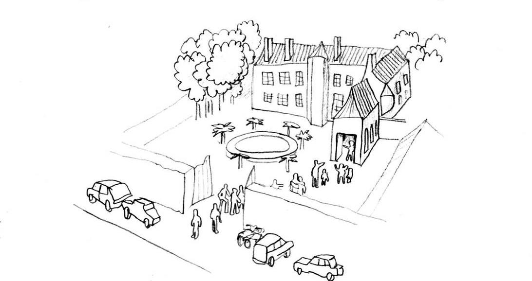 plan stylisé de la cour d'honneur.jpg