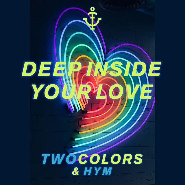 This is for the lovers ❣️ . . . . . #twocolors #hym #pop #dance #electro #guitar #dance #friday #release #spotify #spotifyplaylist #out #music