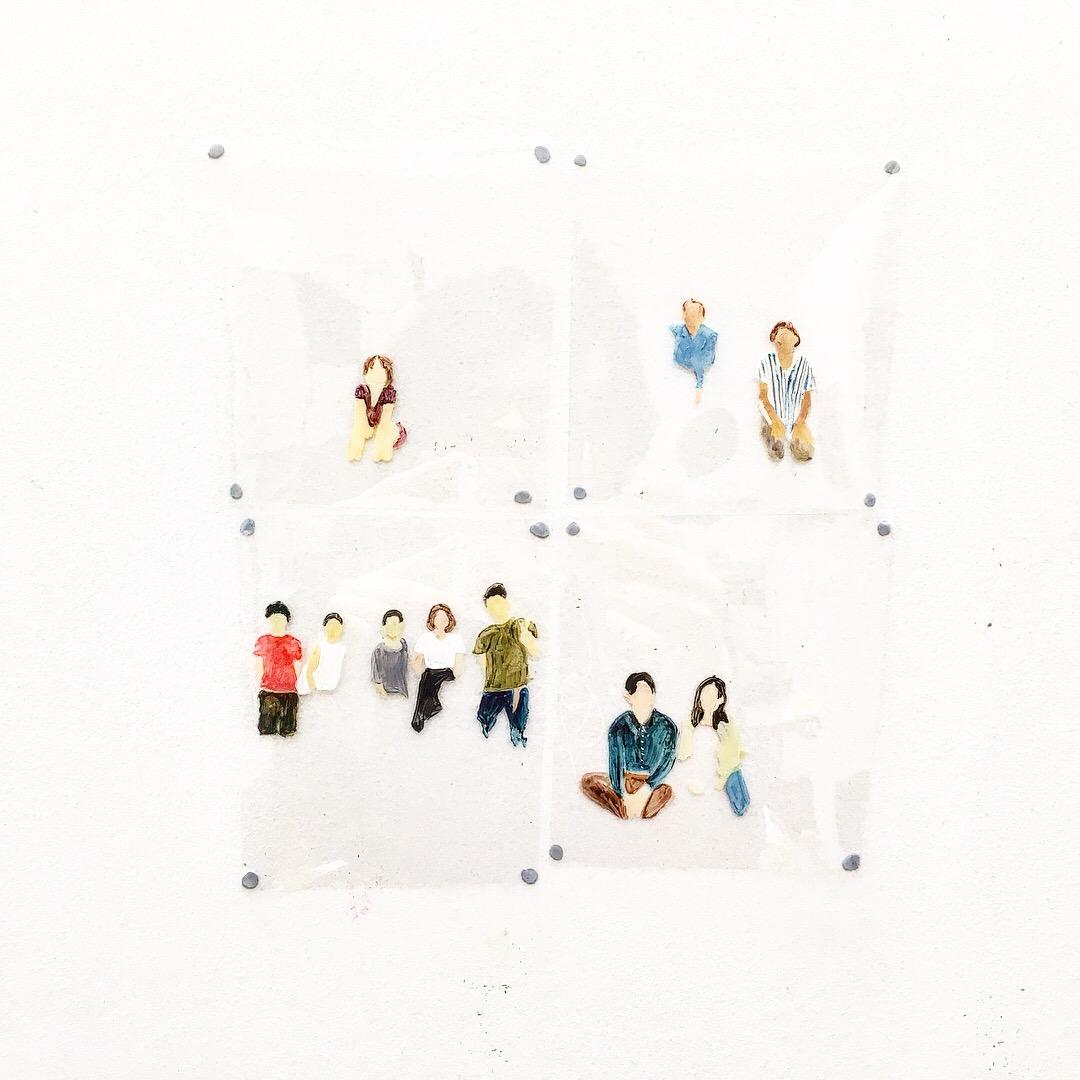 Family Portrait 01: Disarrangement