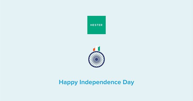 Hester wishes everyone a Happy Independence Day.  May we always have the freedom to choose, freedom to live and freedom to dream big! . . . #hester #hesterbiosciences #poultry #animalhealth #independencedayindia