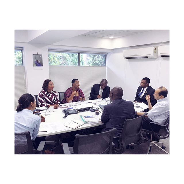 Incredible day at Hester Biosciences Ahmedabad on 10 September, 2019 with Visitors from Tanzania.  The Honorable Minister of Livestock Mr. Luhanga Mpina,  Director of Veterinary Services Dr. Hezron Nonga,  CEO of Tanzania Vaccine Laboratory (TVLA) Dr. Furaha Mramba  We spoke on Hester's upcoming project for setting up an animal vaccine manufacturing unit in Tanzania and work towards disease immunisation programs in Tanzania and in the African continent.  It is indeed an honour for Hester to invest in Tanzania and work towards objectives that address social and economic issues. #hester #tanzania #animalhealth #animalhealthcare