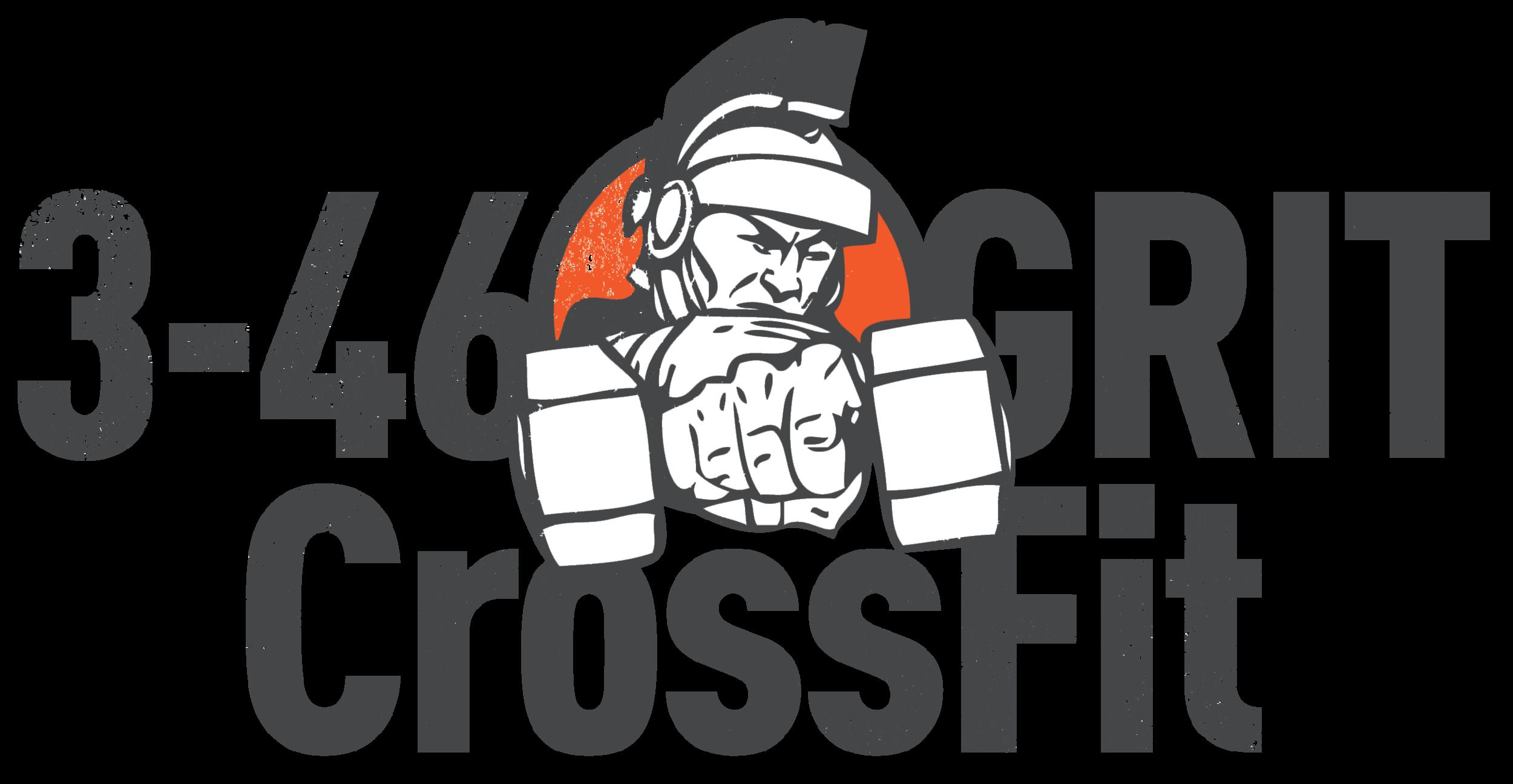 3-46 GRIT Logo