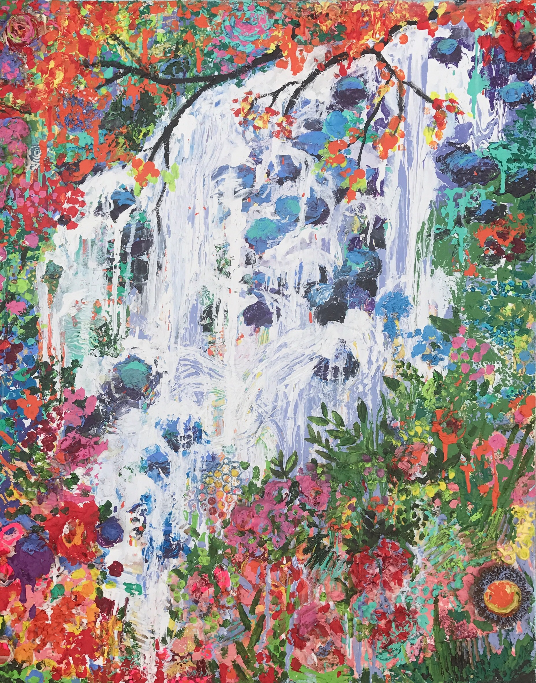 Waterfall Escape