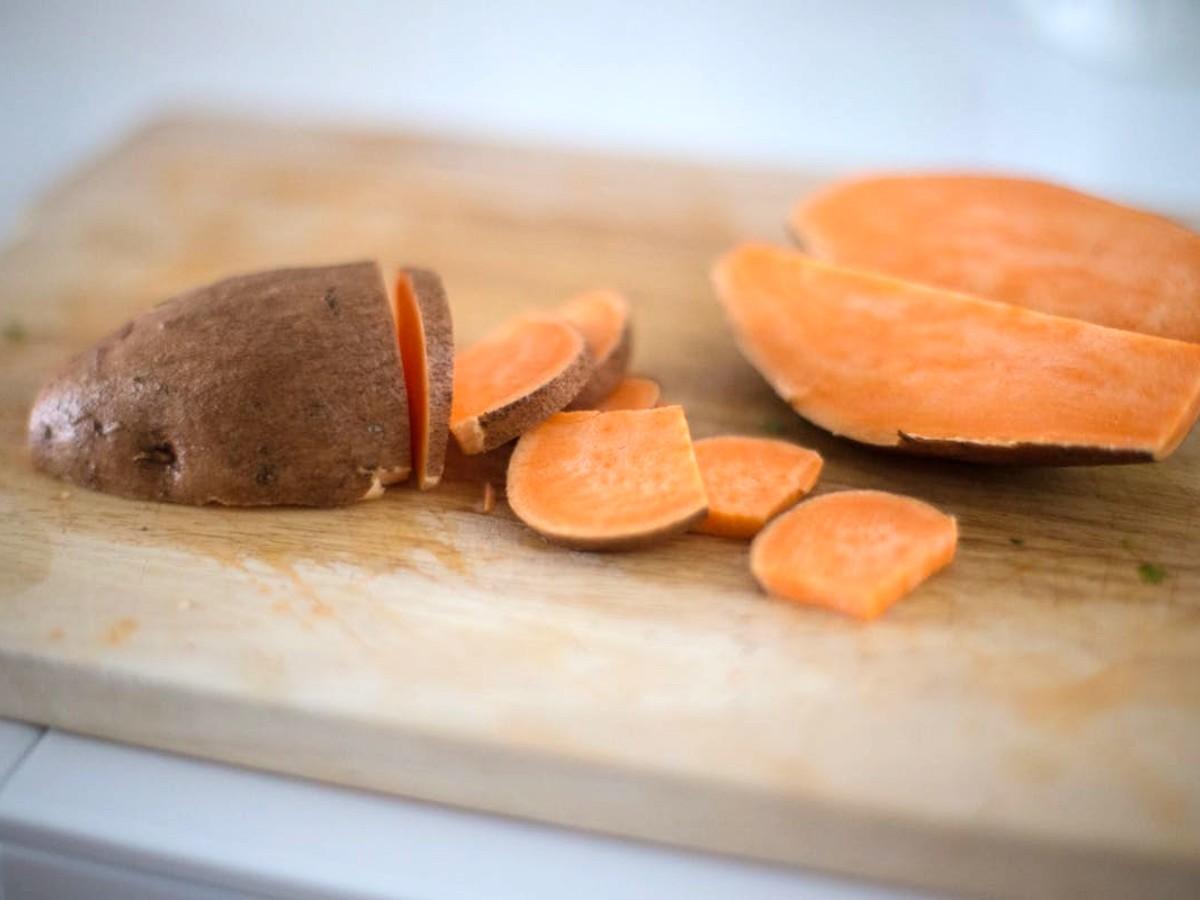 Sweet Potato Turkey Loaf