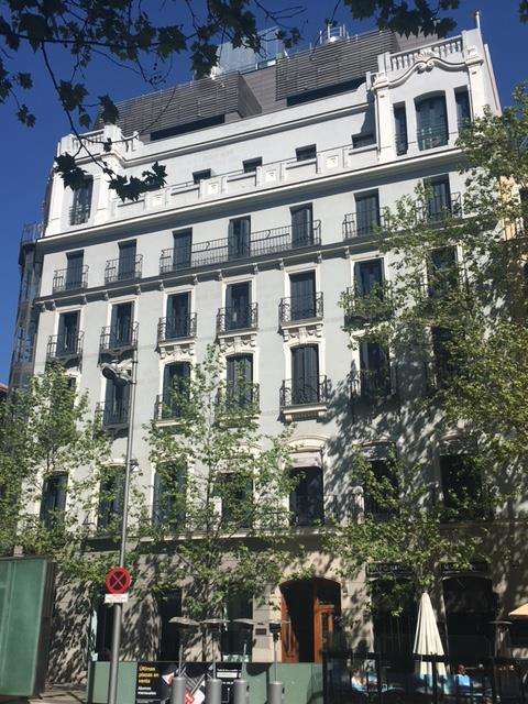 Serrano 84 por Iscar Construcciones