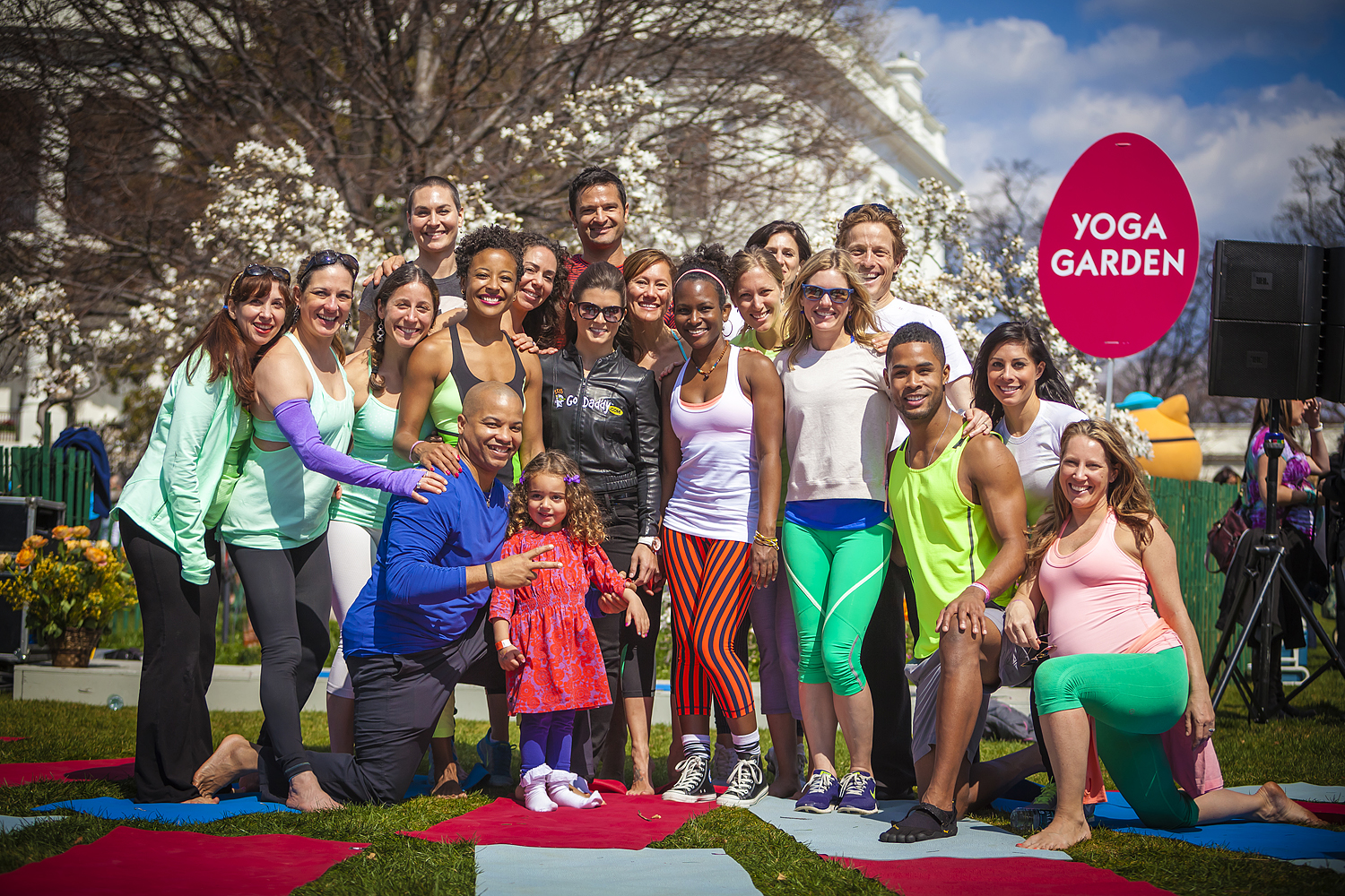 Alison Adams from Homegrown Power Yoga is the best yoga teacher in Washington, DC