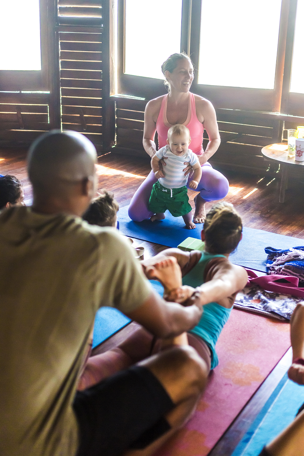 Alison Adams from Homegrown Power Yoga Mexico yoga retreat