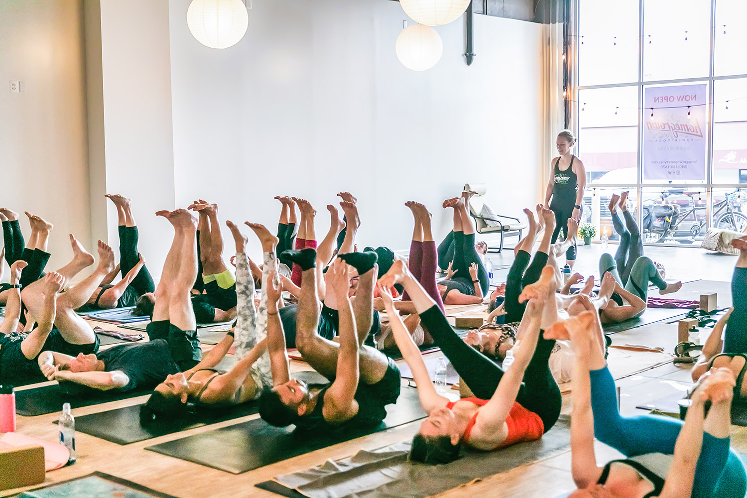 Free Community Yoga Classes in Herndon Reston